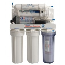 Mesin Filter Air Langsung Minum Reverse Osmosis CCK 50 GPD