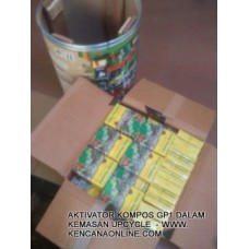 Aktivator Kompos (20 Pack) Green Phoskko® [ GP-1]