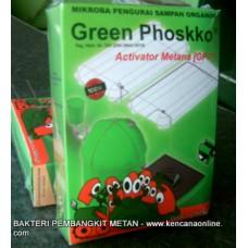 Aktivator Pembangkit Metana (20 Pack) Green Phoskko® [ GP-7]