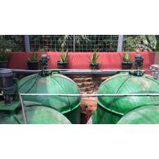 Digester Biogas BD 11.500 L
