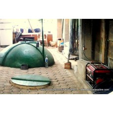 Digester Biogas BD 9000L