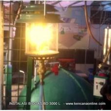 Digester Biogas BD 4000 L
