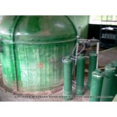 Digester Biogas BD 10000 L