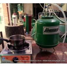 Kompor Tabung GreenGas Bahan Bakar [Biogas, Gas Alam, CNG]