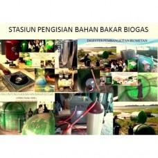 Stasiun Pengisian Bahan Bakar Biogas ( SPBBG) Shelter 5-9000L