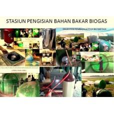 Stasiun Pengisian Bahan Bakar Biogas ( SPBBG) Shelter 9-9000L