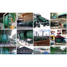 Tempat Pengolahan Sampah Terpadu (TPST) Mandiri Energi ME 60 T