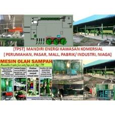 TPST Mandiri Energi [ ME 5.45 T Bahan Bakar Biogas]
