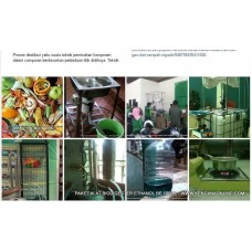 Biodigester Ethanol BE 1000 L