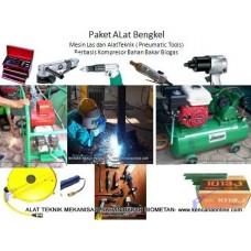 Paket Alat Bengkel [ Bensin, Bahan Bakar Biogas, Gas Alam, CNG]