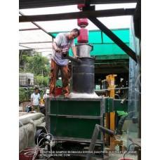 Gasifier Sampah TPS 3R Terpadu GS 50