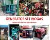 Generator Biogas