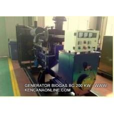 Generator Bahan Bakar [Biogas, Gas Alam, CNG] 200 KW