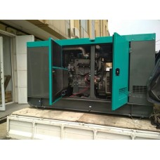 Genset Solar Hibrid (Biogas, Gas Alam, Jargas, CBG, LNG) Yanmar 3TNV82A 10 kVa (Silent)