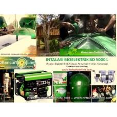Instalasi Bio Elektrik BD 5000L