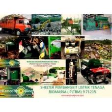Pembangkit Listrik Tenaga Biogas PLTBM 9-71215