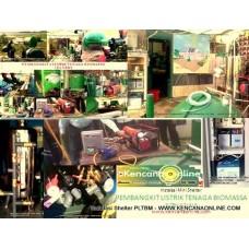 Pembangkit Listrik Tenaga Biogas PLTBM 3-31616
