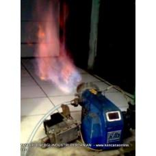 Burner [ Bahan Bakar Biogas]