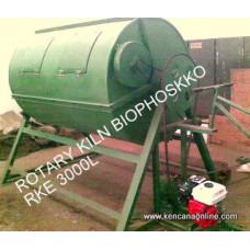 Rotary Kiln Engine Biophoskko® RKE-3000