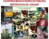 Kompresi dan Tabung Biogas