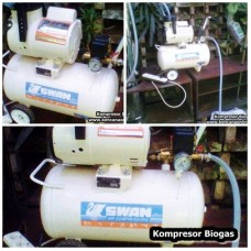 Kompresor Pengisian Tabung Biogas MP1HP22