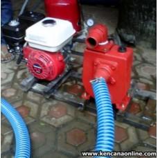 Mesin Pompa Air Nissin NS 50 Bahan Bakar [Biogas, Gas Alam, CNG]