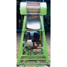 Mesin Parut Bahan Bakar [Biogas, Gas Alam, CNG ]