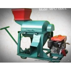 Mesin Pencacah Organik MPO 1000 Z [ Yanmar TF 85]
