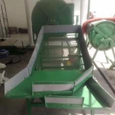 Mesin Pengayak Biji Bahan Bakar [Biogas, Gas Alam, CNG]