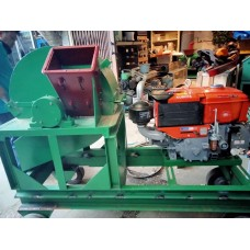 Mesin Pencacah Kayu MPK 1500