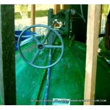 Pengaduk Digester Biogas
