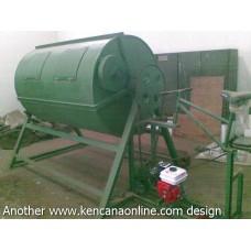 Mesin Pencuci Limbah Plastik MPL 3000 Bahan Bakar [ Bensin, Biogas, Gas Alam, CNG]