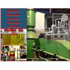 Reaktor Pirolisis Plastik RPP 110