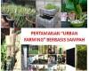 Pertamanan Urban Farming