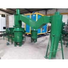 Reaktor Pirolisis Plastik RPP 55