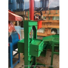Pemampatan Sampah Press Hidrolik 2 T -  2 T  Hydraulic Press