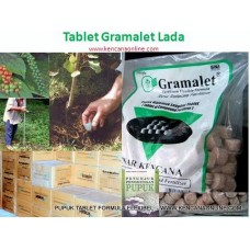 Pupuk Tablet Gramalet® Lada