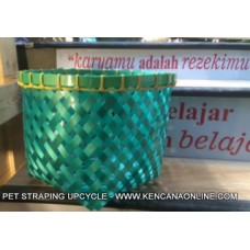 Keranjang Serbaguna PET Strapping Upcycle