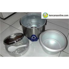Penanak Nasi RCB - 401 L Bahan Bakar [Biogas, Gas Alam, CNG]