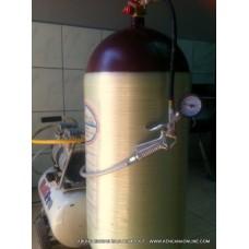 Tabung BiZgas 55 L (Biogas, Gas Alam, Gas Bumi, Jargas PGN)