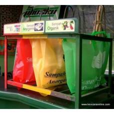 Tempat Sampah Terpilah (TST) BerSeka® Trash Bag