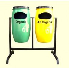 Tempat Sampah Terpilah (TST) Berseka Trash Bin (F)