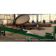 Conveyor Pemilah Sampah CPS 605 [ Bahan Bakar Biogas, Gas Alam, CNG, LNG, Jargas PGN]