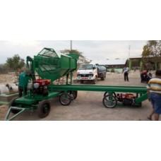 Mesin Pengayak Pemilah Sampah TPA MPP 3605