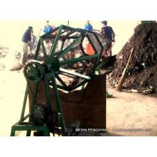 Mesin Pengayak Kompos MPP 3000 Elektrik