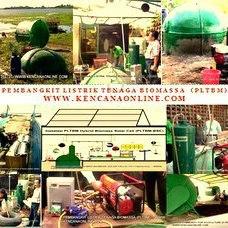 Pembangkit Tenaga Biogas PLTBM 50929