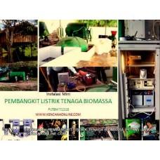 Pembangkit Listrik Tenaga Biogas PLTBM 71215