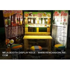 Meja Stand Booth Display KECE